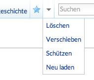 Erste Schritte Im Wiki: Navigation