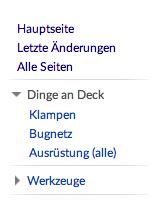 Erste Schritte Im Wiki: Sidebar Verstehen Und Anpassen