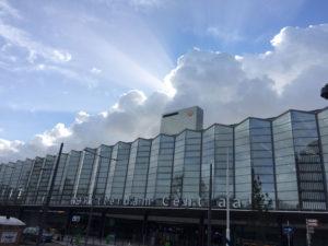 Rotterdam Centraal (c) Sabine Melnicki
