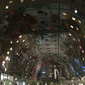 Markthal Rotterdam (c) Sabine Melnicki