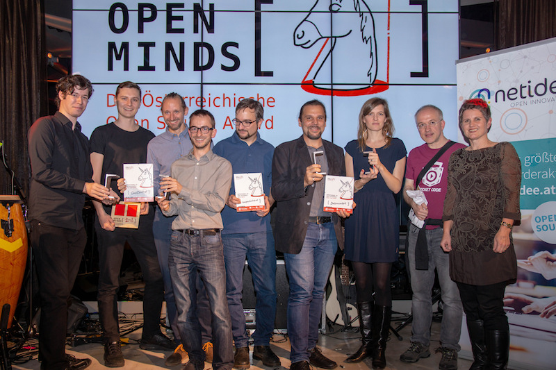 Gewinner Des Open Minds Award 2018